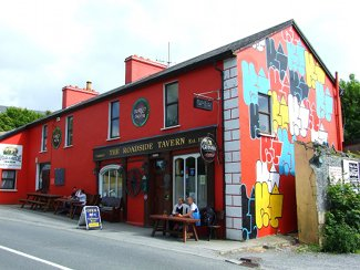 The Roadside Tavern - Lisdoonvarna County Clare Irelnad