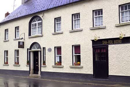 Sha Roe Bistro, Clonegal, County Carlow