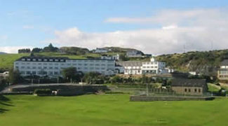 Shandon hotel - Dunfanaghy County Donegal ireland