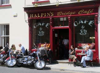 Halpins Bridge Cafe - Wicklow Town County Wicklow Ireland