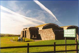Skellig Experience Visitor Centre - Valentia Island County Kerry Ireland