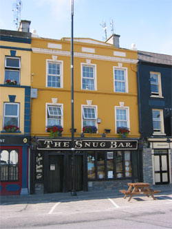 The Snug Bar - Bantry County Cork ireland