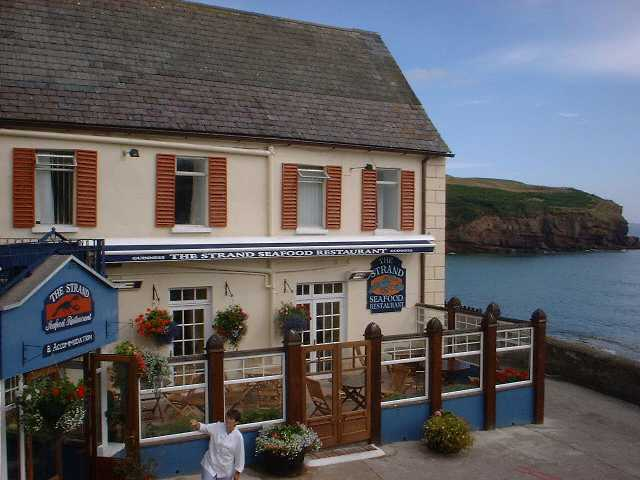The Strand Inn, Dunmore East, County Waterford