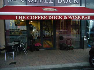 The Coffee Dock - Bundoran County Donegal Ireland
