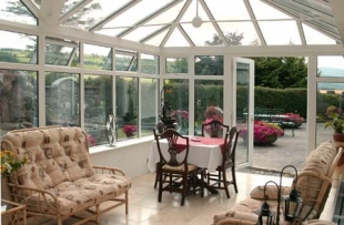 Glasha Farmhouse - Conservatory