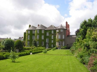 Butler House - Kilkenny - From Lawn