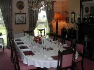 Grange Lodge - Dining Room