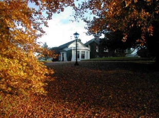 Grange Lodge - Autumn