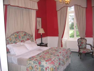 Ballymascanlon House Hotel - Bedroom