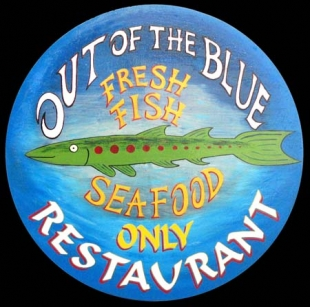 Out of the Blue Seafood Restaurant - Dingle County Kerry