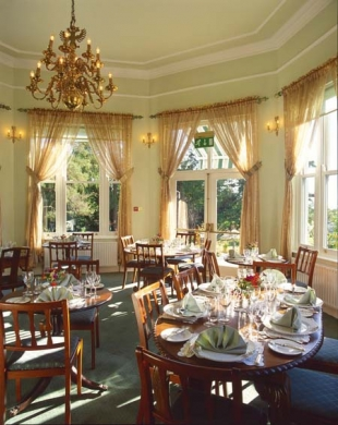 Seaview House Hotel - Dining Room