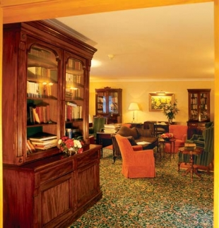 Seaview House Hotel - Library