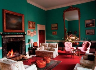 Coopershill House, Drawing Room