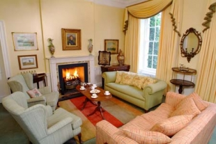 Newforge House - Sitting Room