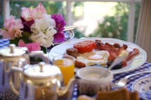 Ballymaloe House - Shanagarry County Cork Ireland - Breakfast