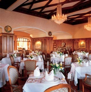 Ashford Castle - Cong County Mayo Ireland - George V Dining Room