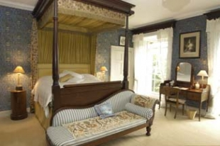 Hilton Park - Clones County Monaghan Ireland - Four Poster Bed