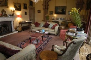 Hilton Park - Clones County Monaghan Ireland - Sitting Room