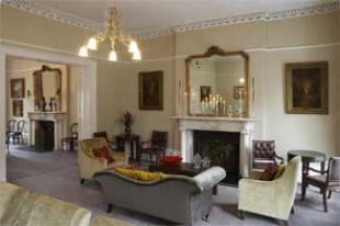 No 1 Pery Square Limerick Ireland - Drawing Room