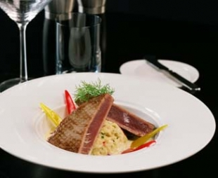 The Twelve Hotel - Barna County Galway Ireland - Food