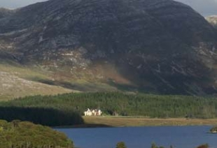 Lough Inagh Lodge - Recess Connemara County Galway Ireland