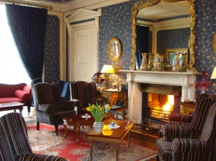 Inch House Country House - Thurles County Tipperary Ireland - Drawing Room