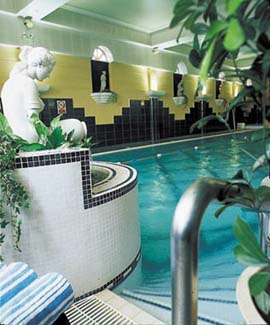 Castle Hotel & Leisure Centre - Macroom County Cork Ireland - Swimming Pool