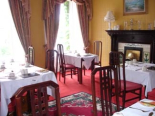 Castlemorris House - Tralee County Kerry Ireland - Dining Room
