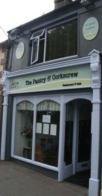 The Pantry & Corkscrew - Restaurant Westport County Mayo Ireland