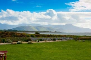 Jacks Coastguard Restaurant - Cromane County Kerry ireland - view