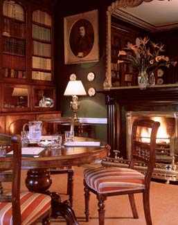 Longueville House Hotel - Mallow County Cork ireland - Fire