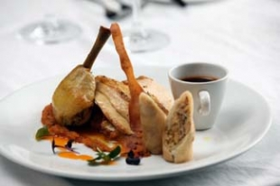 Eala Bhan Restaurant Sligo - Duck