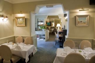 Ahernes Seafood Restaurant & Accommodation - Youghal County Cork ireland - Dining Room