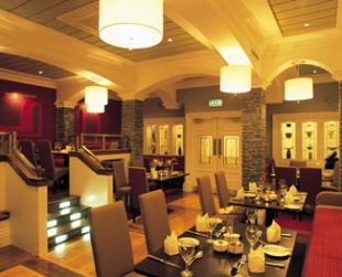 Castle Hotel & Leisure Centre - Macroom County Cork Ireland - Bs Restaurant