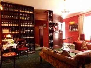 Ghan House - Carlingford County Louth Ireland - Bar