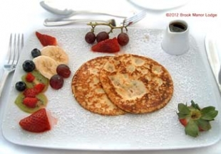 Brook Manor Lodge - Tralee County Kerry Ireland - Pancakes