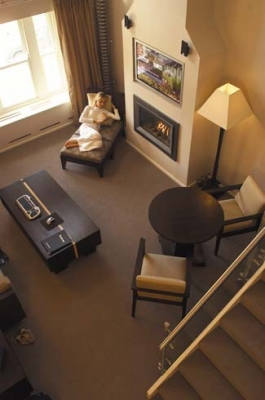 BrookLodge Hotel - Macreddin County Wicklow Ireland - suite