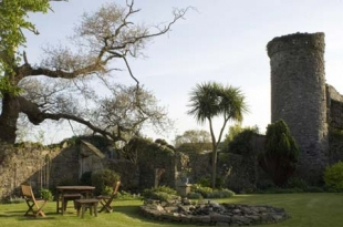 Killiane Castle - Tower and Gardens