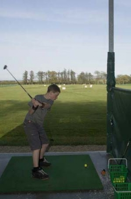 Killiane Castle - Driving Range