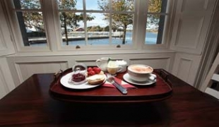 Corrib House Tea Rooms & Guest Accommodation - Galway Ireland - view