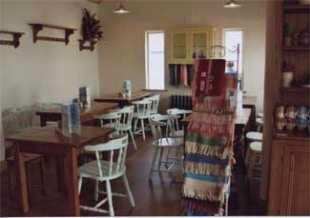 The Cottage Coffee Shop - Achill Island County Mayo Ireland - Interior