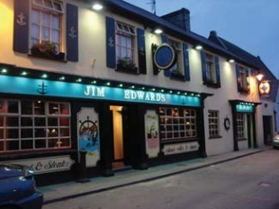 Jim Edwards - Pub & Restaurant - Kinsale County Cork ireland