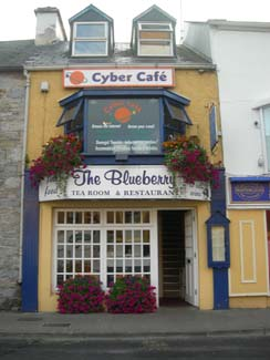 The Blueberry Tea Room - Donegal County Donegal Ireland