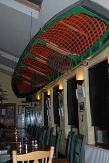 Spillanes Pub - Maharees Castlegregory County Kerry ireland - Interior