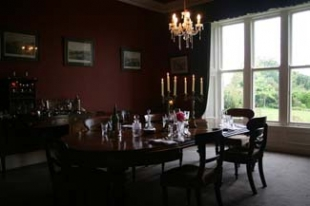 Lorum Old Rectory - Bagenalstown County Carlow Ireland - Dining Room