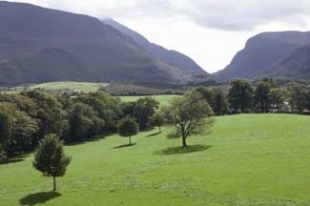 Hotel Dunloe Castle - Killarney County Kerry Ireland - Gap View