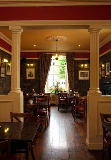 Gleesons Townhouse and Restaurant - Roscommon County Roscommon Ireland - Cafe