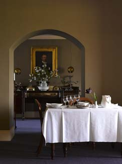 Gregans Castle Hotel - Ballyvaughan County Clare Ireland - Dining Room