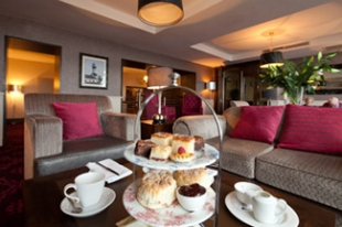 Redcastle Hotel & Spa - Inishowen Peninsula County Donegal Ireland - Afternoon Tea