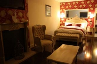 The Talbot Hotel - Belmullet County Mayo Ireland - bedroom